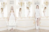 elle magazine white wedding
